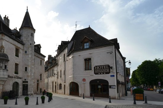 Hôtel Athanor : Hotel Athanor, Beaune