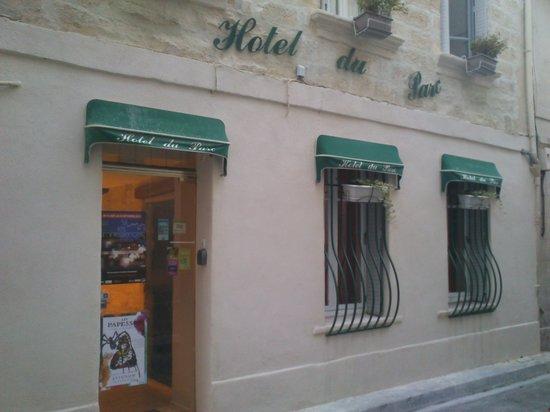 Hotel Du Parc : hotel complétement renové