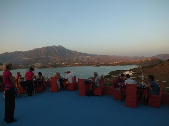 Chez Epices: Beautiful Views