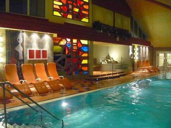 Alpine Club: piscina