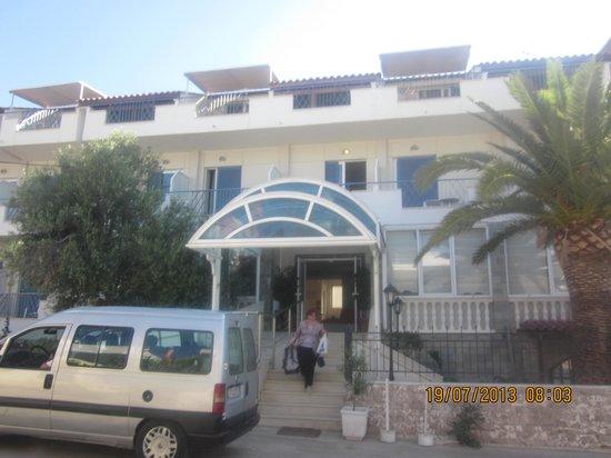 Hotel Tolo: struttura