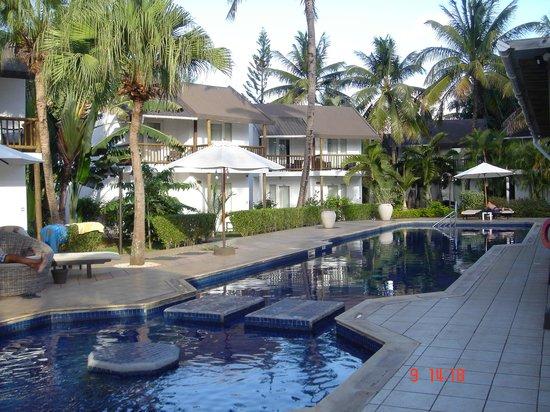 Cocotiers Seaside Boutik Hotel: Petit coin du Paradis