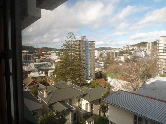 Mercure Wellington: room 611 view from room #1