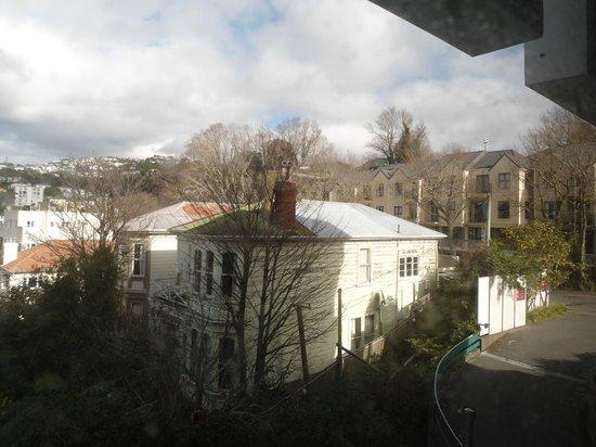 Mercure Wellington: room 611 view from room #2