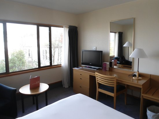 Mercure Wellington: Room 611