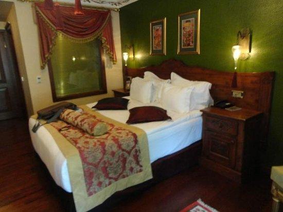 Rose Garden Suites Istanbul: camera