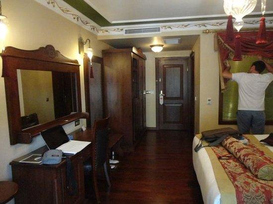 Rose Garden Suites Istanbul : camera