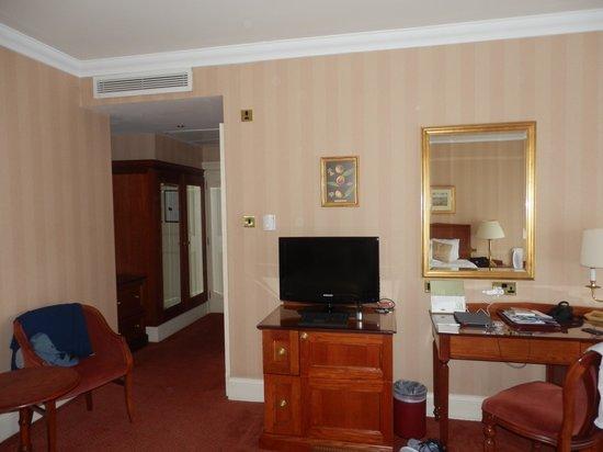 Chamberlain Hotel: room