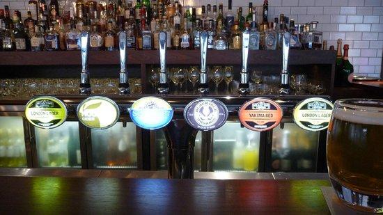 Blue Boar Restaurant: Draft beers