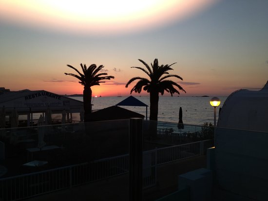Santos Ibiza Suites: sunrise1