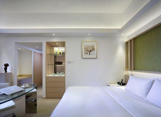 Eaton Hotel Hong Kong Tripadvisor Club Room