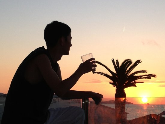 Santos Ibiza Suites: sunrise2