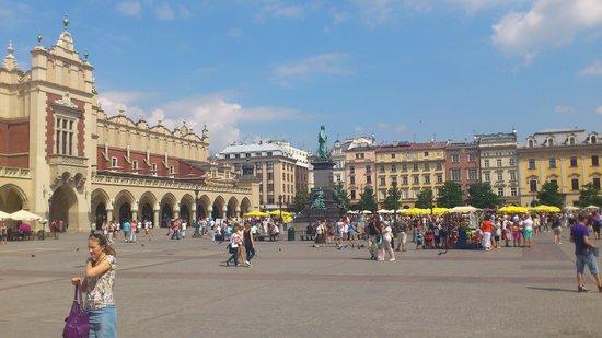 Amber Hotel : Rynek Glówny, Kraków