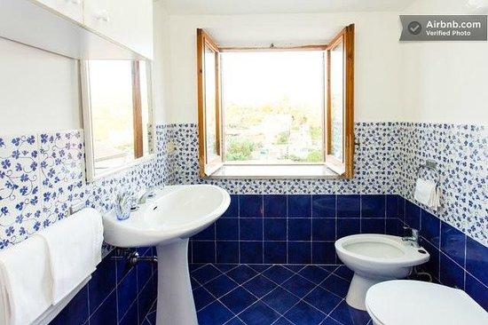 Freedom Holiday Residence : Il bagno della camera