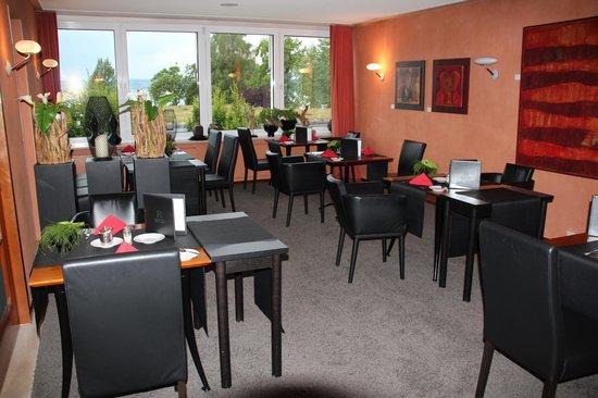 Romantik Hotel Residenz am See: столовая