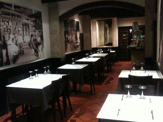 L'Onaindia Restaurant: sala