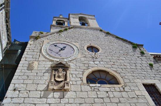 Church of Saint Barbara (Crkva sv. Barbare): 聖バルバラ教会