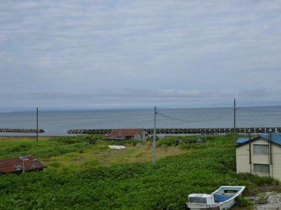 Fujimon: 部屋からの眺め