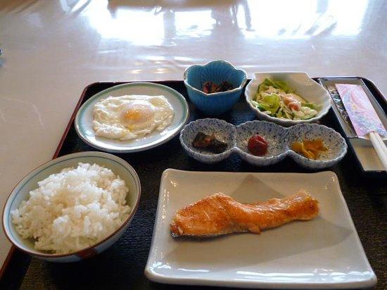 Fujimon: 朝食