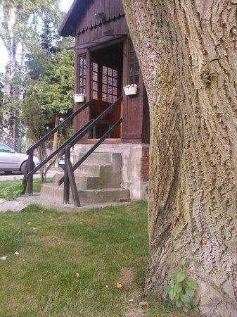4.Friends Hostel: Giardino