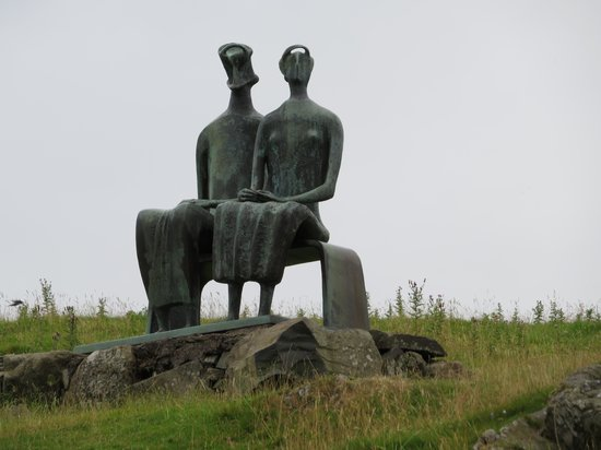 Glenkiln Sculptures