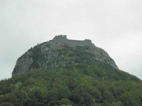 Chateau de Montsegur: Chateau de Montségur (Ariège)