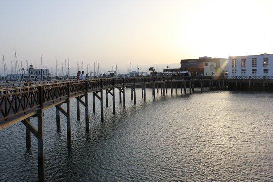 Ocean Dreams Marina & Spa Villages : Marina Rubicón