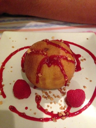 Lady Green: Dessert