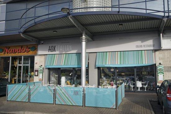 ASK Italian - Ipswich