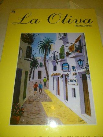La Oliva : IMAGEN RESTAURANTE