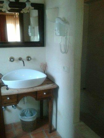 Sant Feliu Hotel: Baño
