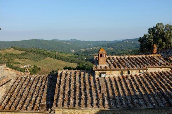 MsnRelais Rocca di Castagnoli: Chianti Classico countryside