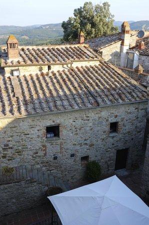 MsnRelais Rocca di Castagnoli: Beautiful panorama