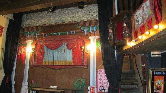Théâtre la Maison de Guignol : Le théatre