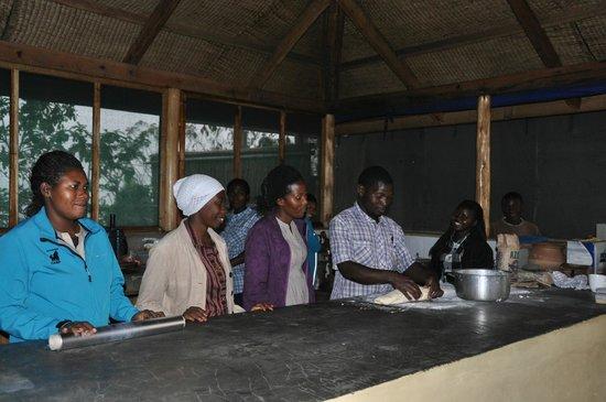 Nkuringo Bwindi Gorilla Lodge: The Staff