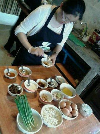 Basic Thai Cooking Class