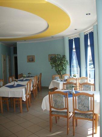 Hotel Aqua: Restaurant