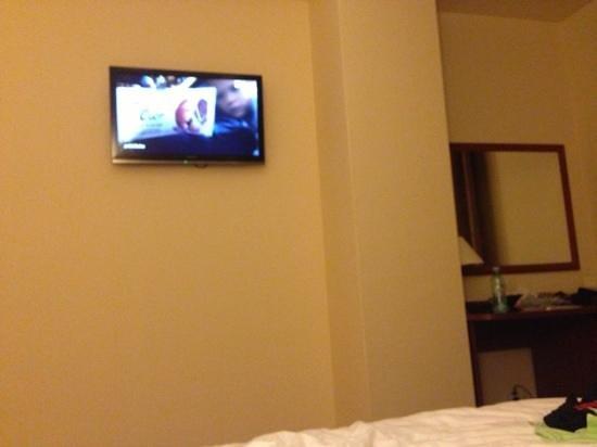 Regency Hotel: camera