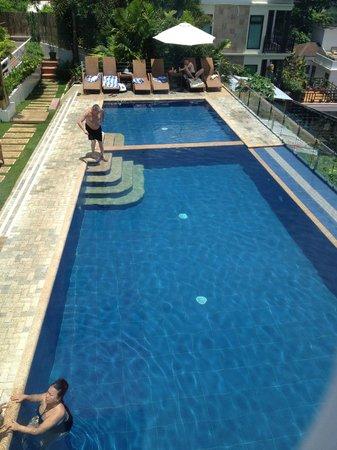 Tanawin Resort and Luxury Apartments: beautiful