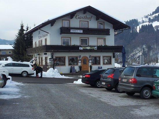 Itter, Austria: Gasthof