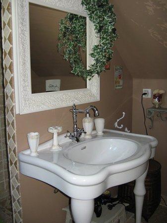 Aux Portes de Brehat : il bagno