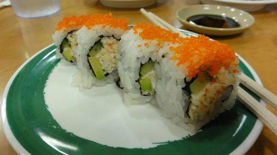 Genki Sushi Hawaii Incorporated: California Roll 1