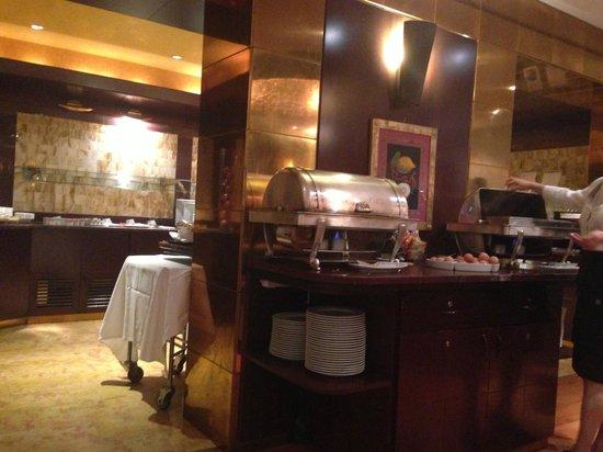 NH Roma Villa Carpegna: Restaurant au petit déjeuner
