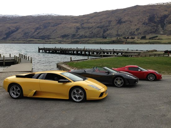 The Cars In Kingston Picture Of Freemanx Supercars Self Drive
