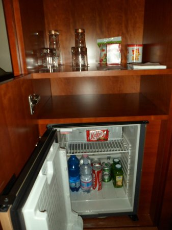 NH Roma Villa Carpegna: Mini bar