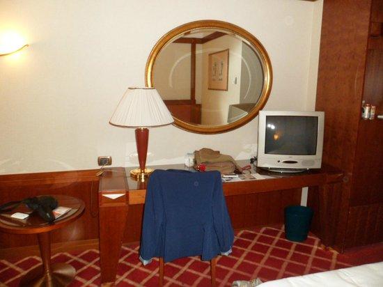 NH Roma Villa Carpegna: Chambre