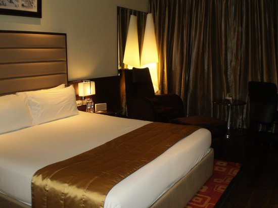 Vivanta by Taj Begumpet: Comfort of the room