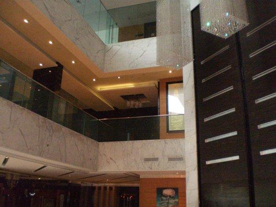 Vivanta by Taj Begumpet: View from the lobby