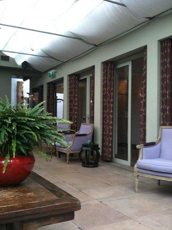 NH Groningen Hotel de Ville: Hall 1