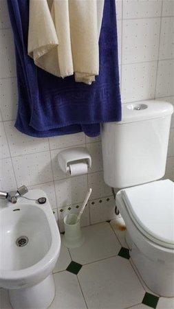 Costa Luz Apartments: Towels / Toilet !